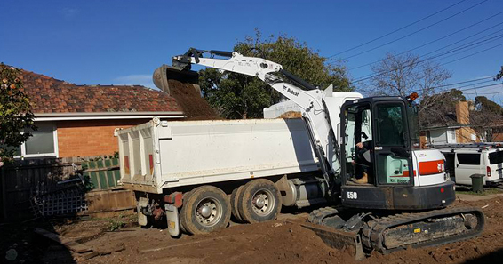 Excavation Services Melbourne